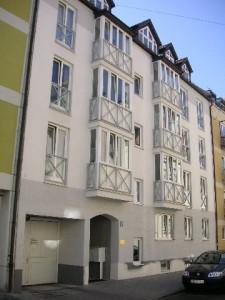 Gaiglstraße 21, München