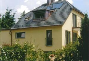 Schneemannstraße, München 1 Doppelhaus, Fertigstellung 2009