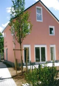 St.-Veit-Str., München 1 Doppelhaus und 2 Einfamilienhäuser; Fertigstellung 2007